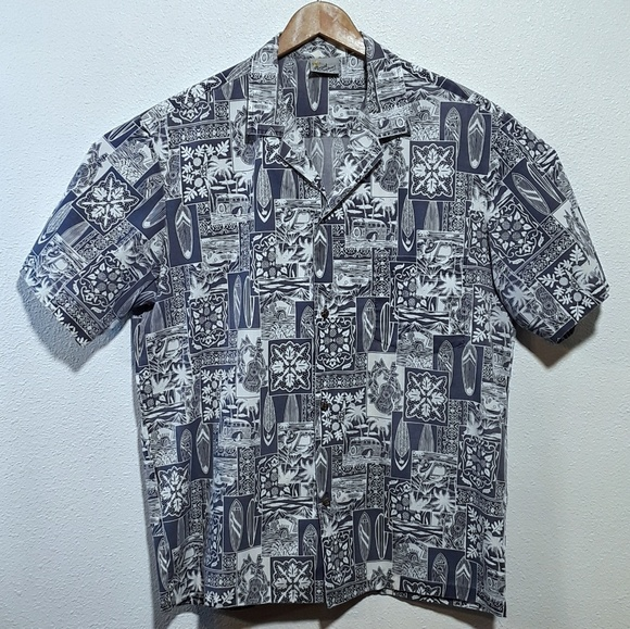 5a9b8c5e Royal Creations Shirts | Vintage Hawaiian Shirt | Poshmark